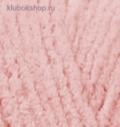 Softy Plus (Alize) 340 светло-розовый - фото