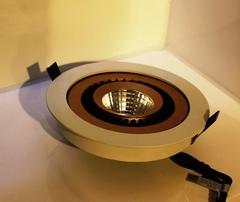 светодиодный потолочный светильник 01-76 ( led on)