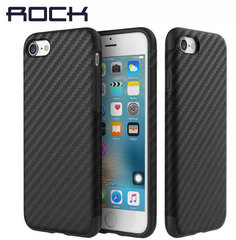 TPU чехол Rock Origin Series (Textured) для Apple iPhone 8 / 7 (4.7