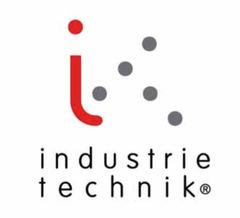 Датчик температуры Industrie Technik SCC-NTC10-02-BR-J