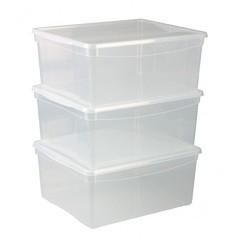 Комплект ящиков для хранения 400*335*170 3 ш