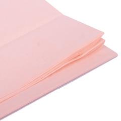 Бумага тишью, персиковая 76 Х 50 см, 10 листов 28 г/м