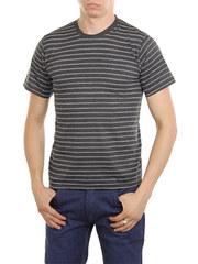 10616-4 футболка мужская, темно-серая
