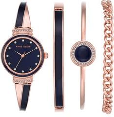 Женские наручные часы Anne Klein 2216NRST в наборе