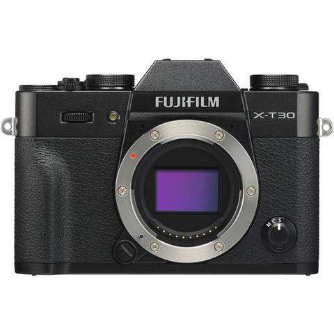 Цифровой беззеркальный фотоаппарат FujiFilm X-T30 body