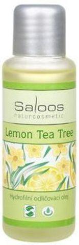 Гидрофильное масло для лица Лимон Чайное дерево, Saloos