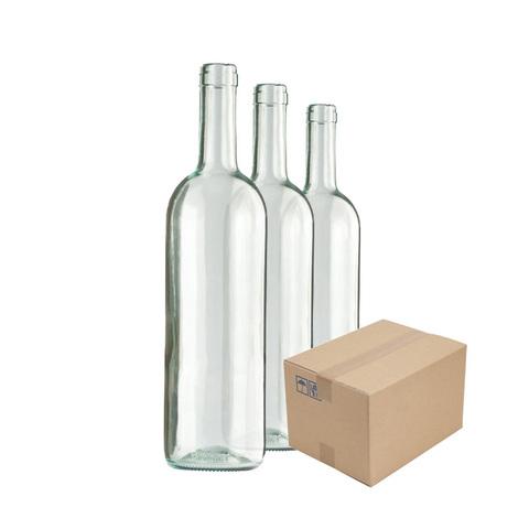 Бутылка бесцветная 0,5 л. (20 шт.)