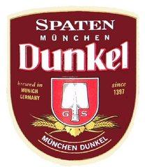 Пиво Spaten Munchen Dunkel