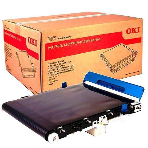 Ремень переноса (belt unit) для OKI C612, C712, MC760/770/780. Ресурс 60000 стр. (45381102)