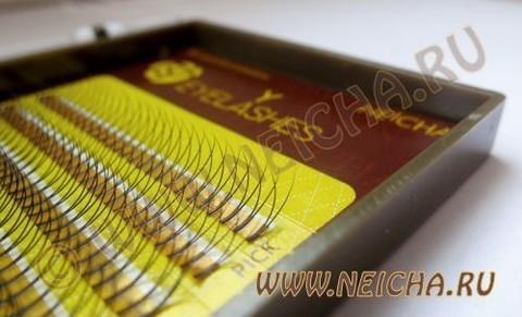 Ресницы NEICHA нейша двойные Y-тип MIX 6 линий