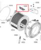 Бойник для стиральной машины Bosch (Бош) - 619277