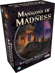 Mansions of Madness 2nd edition: Recurring Nightmares