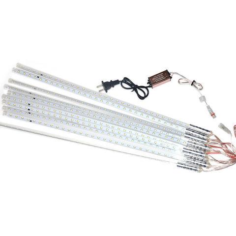 Светодиодные гирлянды тающие сосульки лед LED