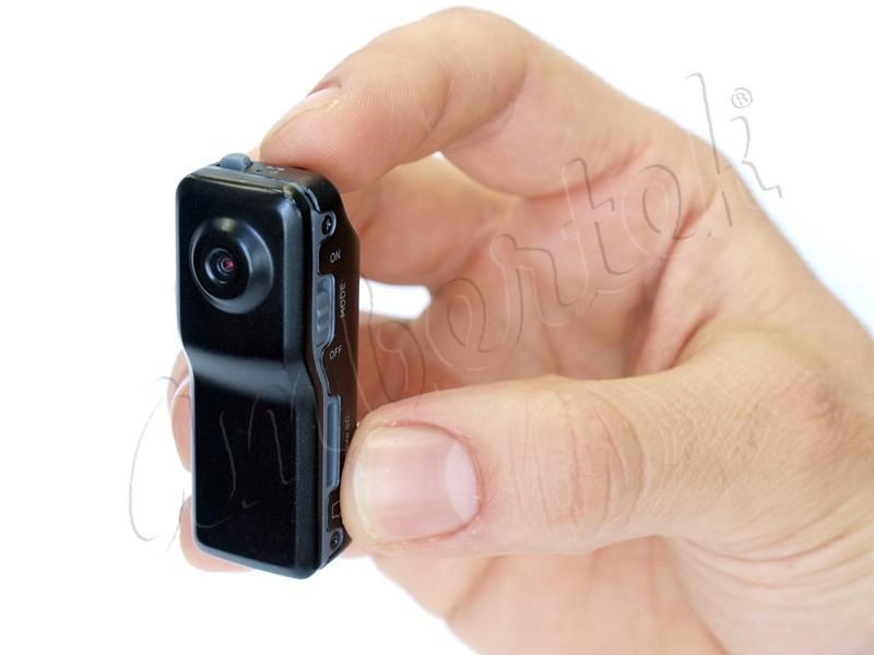 Мини видеокамера  Ambertek MD80SE