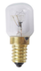 Лампа духового шкафа Philips (25W, E14) для плиты Bosch/Siemens/Asko - 332885, 32196
