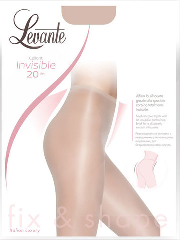 Колготки Invisible 20 Levante