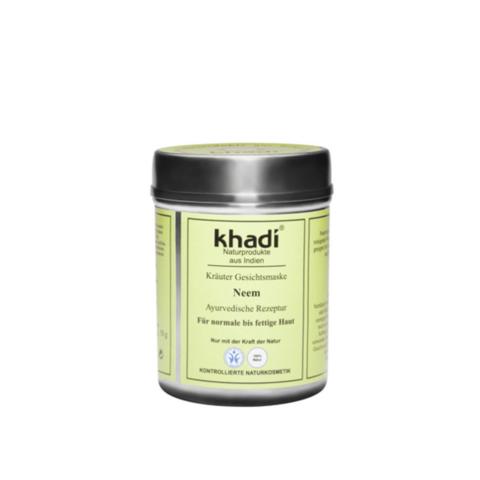 Ним убтан для лица Khadi Naturprodukte, 50 гр