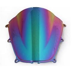 Ветровое стекло для мотоцикла Honda CBR600RR 05-06 DoubleBubble Иридий