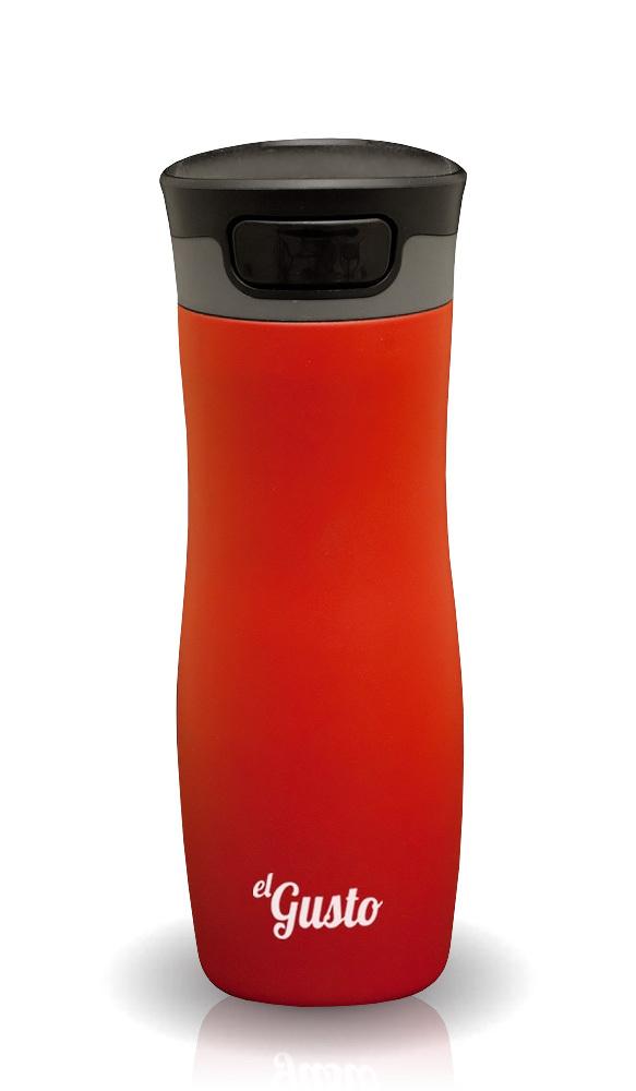 Термокружка El Gusto Stark (0.47 литра) красная