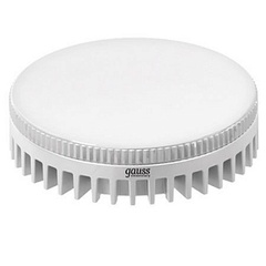 Лампа светодиодная GX53 6W 4100K таблетка матовая LD108008206