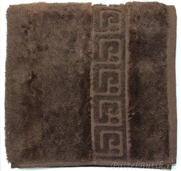 Полотенца Полотенце 50x100 Cawo Noblesse 1001 темно-коричневое elitnoe-polotentse-mahrovoe-noblesse-1001-temno-korichnevoe-ot-cawo-germaniya-vid.jpg