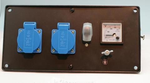 Панель контрольная DDE BG3500