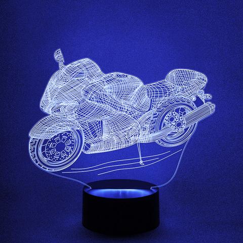 светильник мотоцикл
