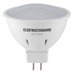 Лампа светодиодная G5.3 3W 4200K полусфера матовая 4690389057465