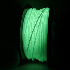 Фотография — PLA пластик светящийся в темноте