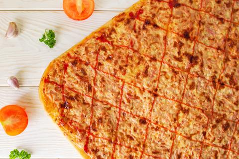 Пицца Из Атлашево
