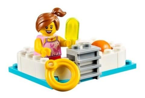 LEGO Juniors: Семейный домик 10686 — Family House — Лего Джуниорс Подростки