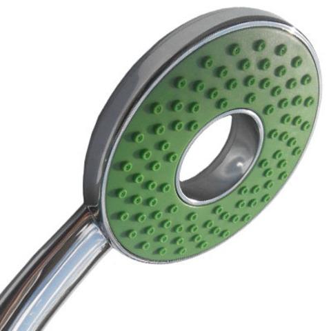 Лейка для душа А-1516 зеленая
