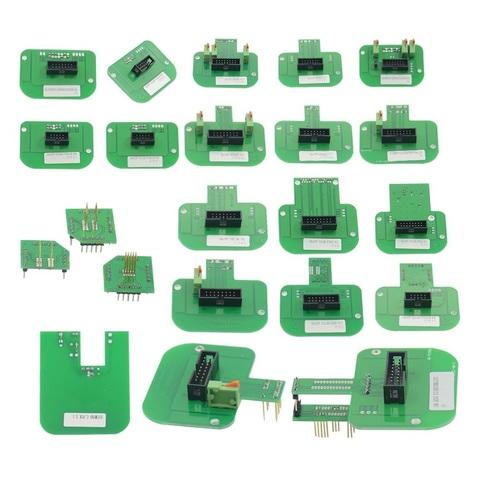 BDM адаптеры для KTAG, KESS, KTM (22 шт.)