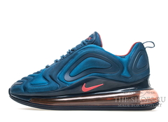 Кроссовки Nike Air Max 720 Navy/Red