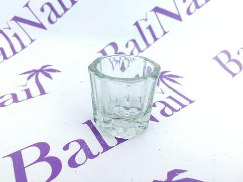 Стаканчик (5мл) стеклянный для разведения хны и краски