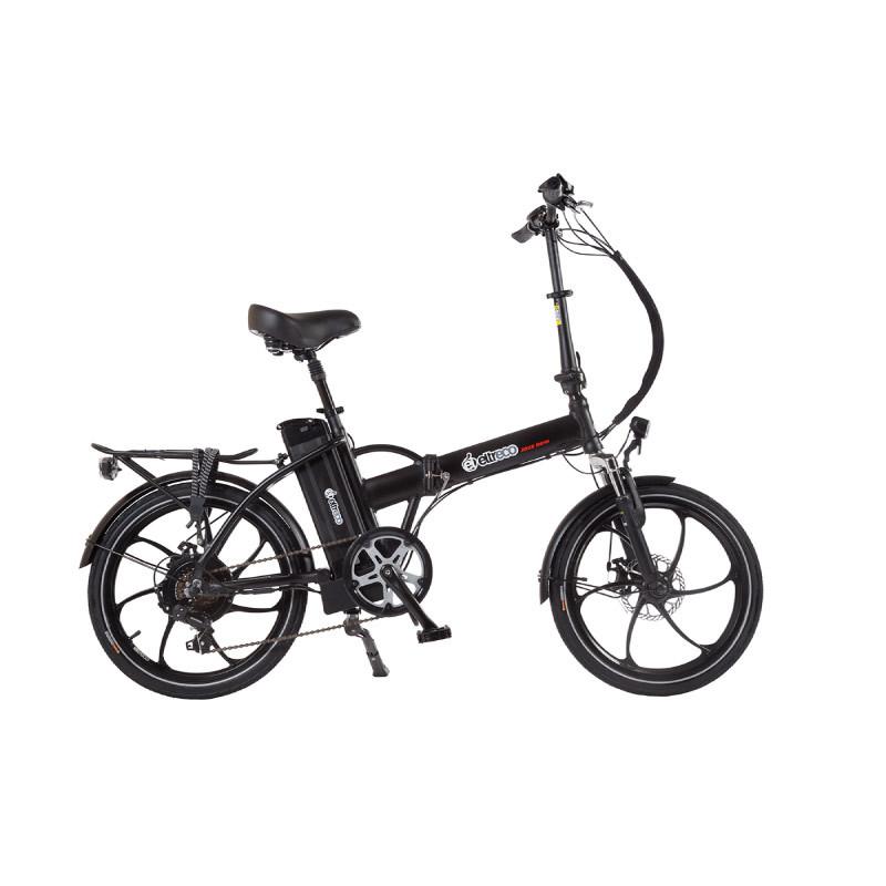 Велогибрид Eltreco JAZZ 500W матовый черный - Велогибриды, артикул: 780630