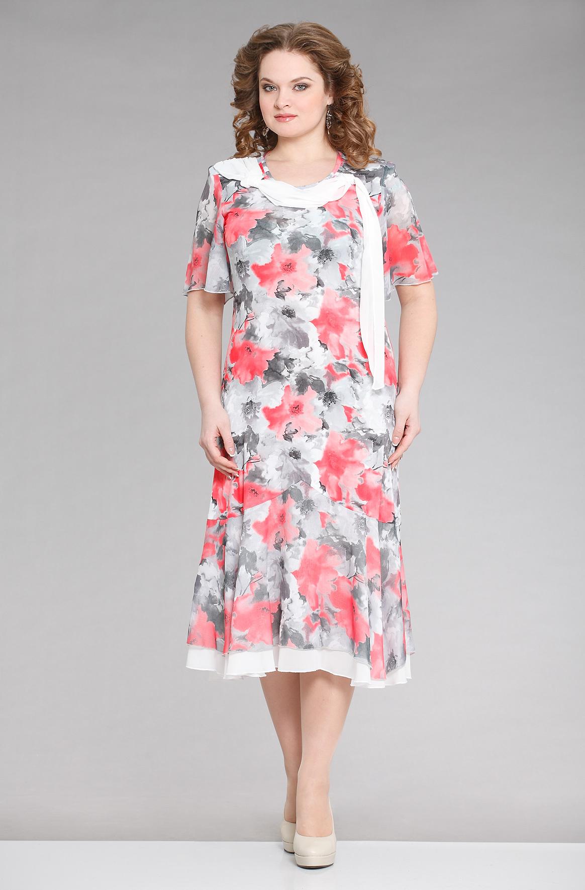 Платье 55-021