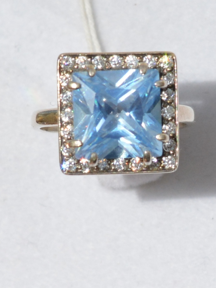 Джесси (кольцо из серебра)