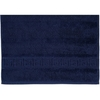 Полотенце 50x100 Cawo Noblesse 1001 темно-синее