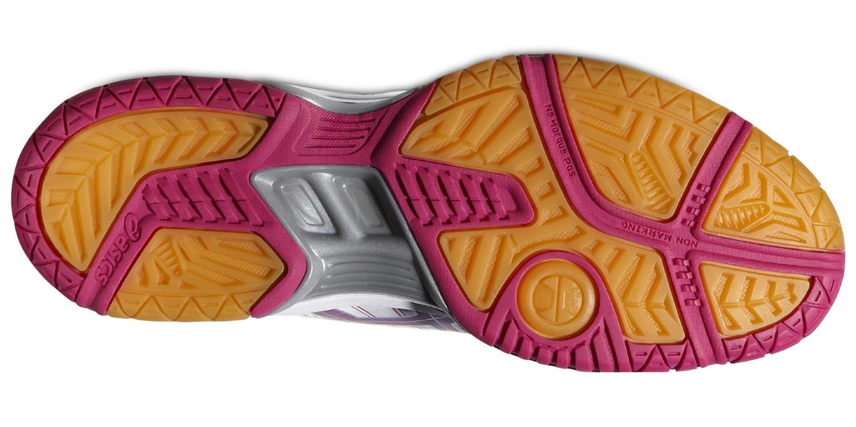 Женские кроссовки для волейбола Asics Gel-Rocket 7 (B455N 0119) розовые фото