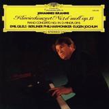 Johannes Brahms, Emil Gilels / Klavierkonzert Nr. 1 d-moll Op. 15, Piano Concerto No.1 In D Minor, Op.15 (LP)