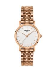 Женские швейцарские наручные часы Tissot T109.210.33.031.00 Everytime Small
