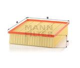 Фильтр воздушный MANN C 32 338