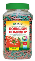 Биомастер-Большой помидор мин удобр1,2кг Банка