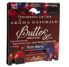 """Органический бальзам для губ """"Фруктово-ягодный микс"""", Aroma Naturals"""