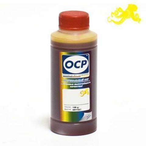 Чернила OCP Y 144 Yellow для Canon CLI-521Y, CLI-426Y, 100 gr