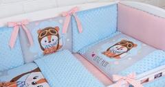 Комплект постельного белья без балдахина