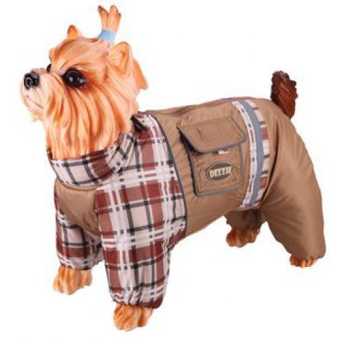 Одежда Комбинезон для собак, DEZZIE, американский кокер - кобель, болонья 5615210.jpg
