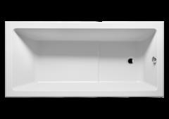 Ванна прямоугольная 170х80 см Riho Lusso Plus BA1200500000000 фото