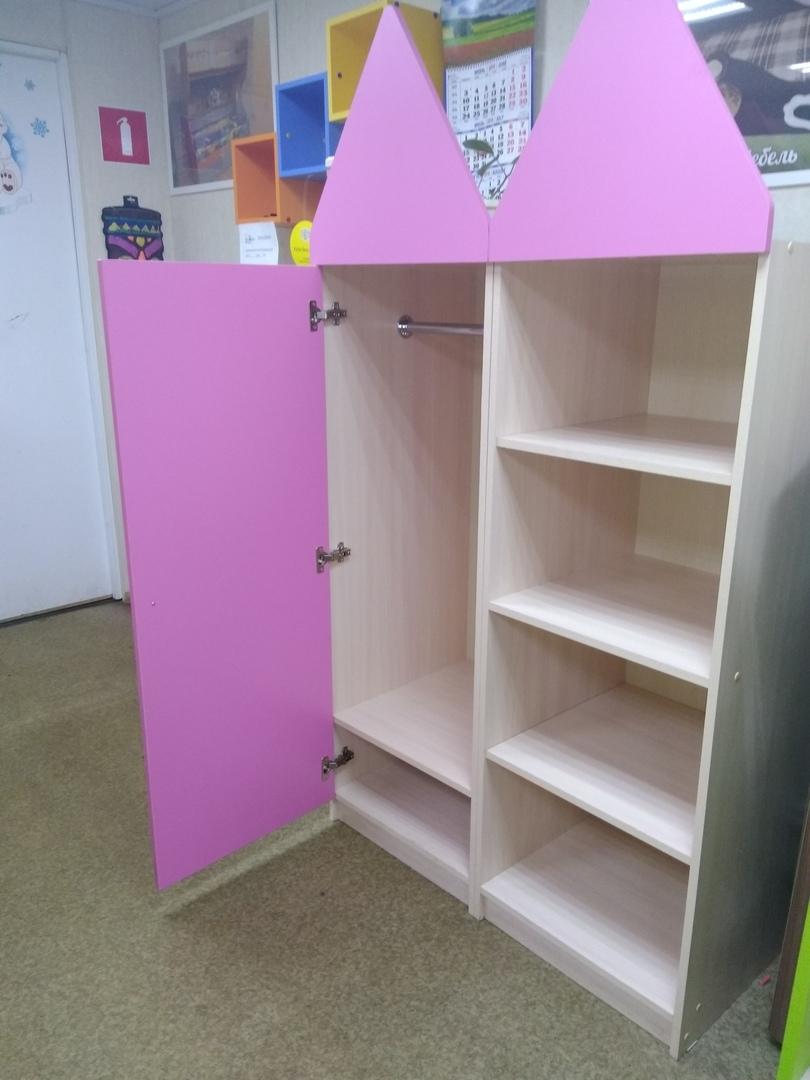 Шкафы Домик